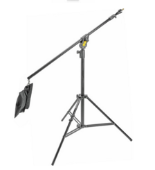 Manfrotto 420 combi boom stand detail 2