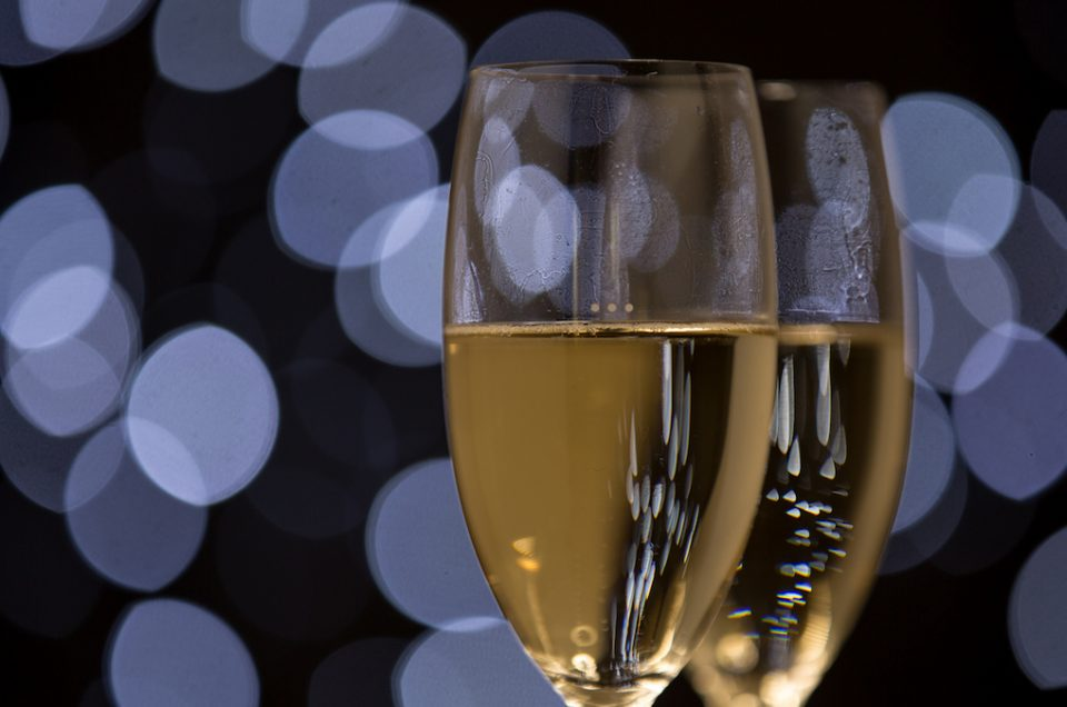 Ep 101 Snapshot: Tutorial on shooting champagne and bokeh