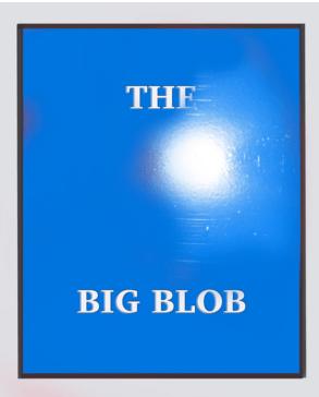 big blob reflection example