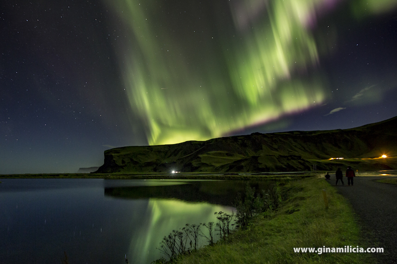 Above: Vik, South Iceland Canon 16-35mm @16mm ISO 2000 f2.8 @ 6secs